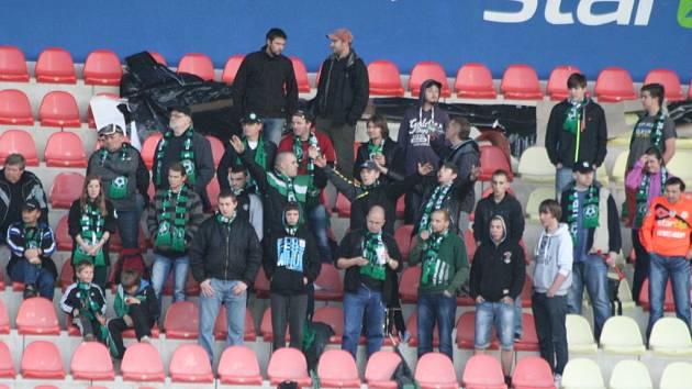 Gambrinus liga: Příbram - Olomouc.