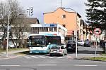 Až do konce března bude průjezd křižovatkou ulic Plzeňská a Riegrova v Příbrami bez semaforů.