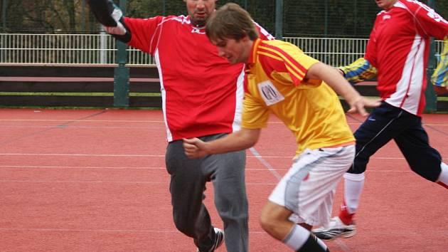 3. liga: Olympic - Jehněčí podkovy (9:1).