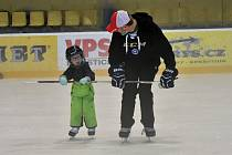 HC Příbram na Zimním stadionu Příbram pořádal Týden hokeje.