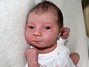 VERONIKA VRCHOTOVÁ se narodila v sobotu 10. června o váze 3,40 kg a míře 51 cm jako první miminko rodičům Míše a Michalovi ze Zbraslavi.