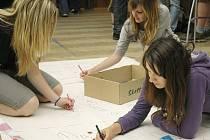 Program prevence pro školáky v Centru adiktologických služeb Magdaléna.
