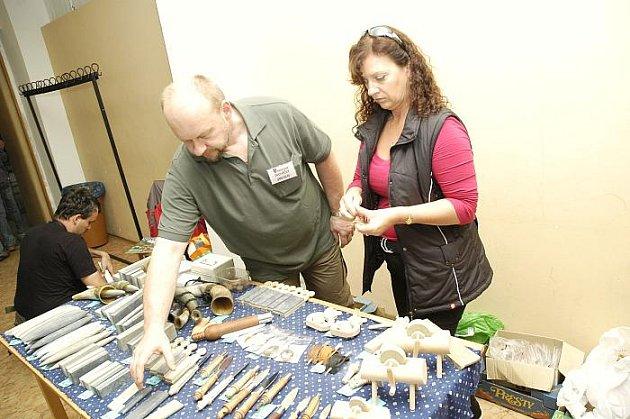 Mezinárodní výstava Nože 2010 byla letos už po devatenácté.
