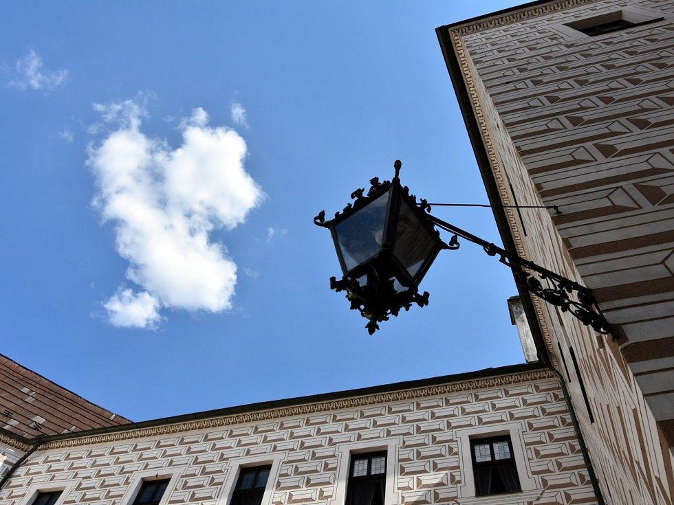 Zámek Březnice.