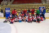 Akce Pojď hrát hokej v Příbrami.