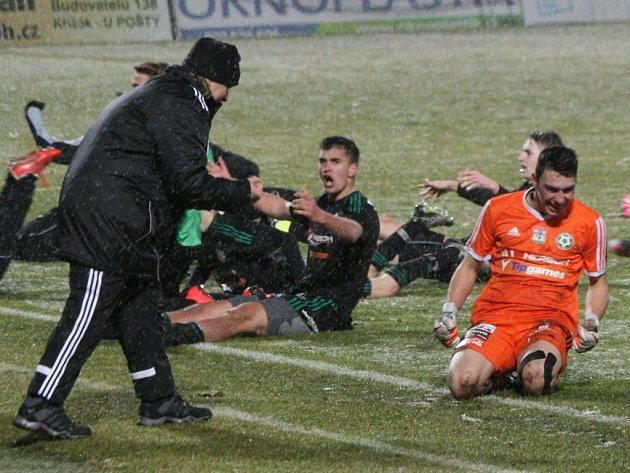1.FK Příbram - CSKA Moskva.