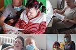 Dobrovolnické centrum ADRA Příbram pokračuje ve své pomoci i v nouzovém stavu