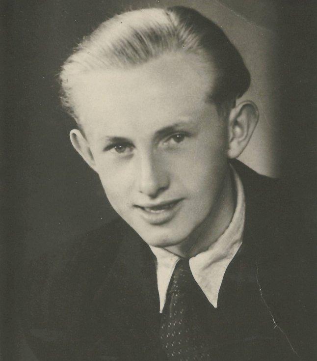 Miloslav Fürst z Březových Hor padl 11. 5. 1945 u Buku.