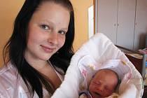 V úterý 9. srpna maminka Eliška a tatínek Tomáš z Milína poprvé sevřeli v náručí svého prvorozeného syna Matyáše Michálka, kterému sestřičky v porodnici po narození navážily 3,13 kg a naměřily 51 cm.