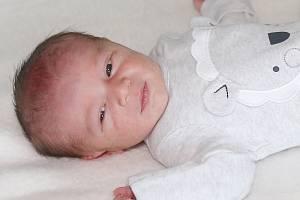 Matyáš Matějka se narodil 4. června 2019 s váhou 3,62 kg a mírou 53 cm Anetě a Ladislavovi ze Zduchovic.
