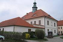 Dobříšská radnice