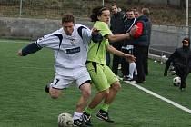 1. liga: Union Brdy - VFK A je to! (1:3).
