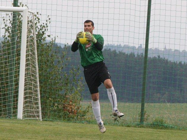 Derby Drahlín - Obecnice (1:2).