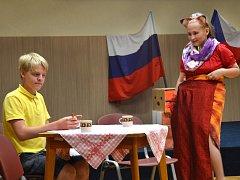 Již 12. ročník Mezinárodní letní školy s výukou českého a ruského jazyka skončil v pondělí 16. července v Březnici.