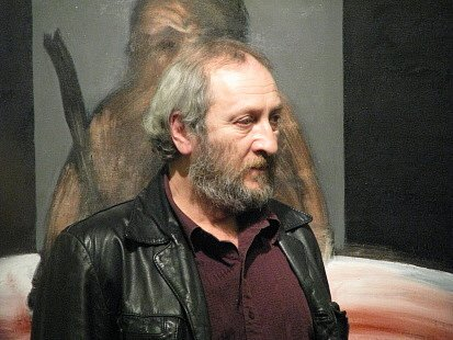 Výstava děl Ivana Bukovského v Galerii Františka Drtikola v Příbrami.