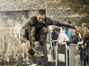 Radek Souček při závodu Spartan Race