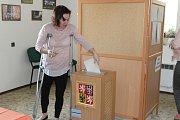 V Nalžovicích i druhý den voleb vládla dobrá nálada.
