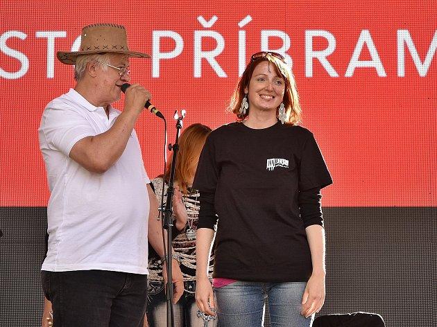 V neděli 1. července od 15 hodin vystoupily mimo jiné kapely ProVokace Folk, Fanda Tomášek a přátelé a Pavlína  Jíšová&Bababand. Vstup byl zdarma.