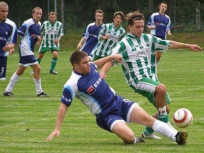 Fotbalisté Březnice jsou podzimními přeborníky okresu.