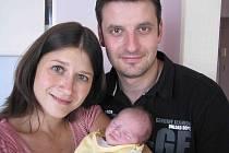 Od pátku 24. června má maminka Jitka spolu s tatínkem Petrem z Příbrami radost ze svého prvního děťátka – dcerky Elen Horáčkové, které po narození vážila 2,31 kg a měřila 46 cm.