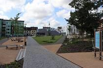 Park v Tyršově ulici v Sedlčanech neponese jméno prezidenta Václava Havla.