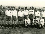 Z historie SK SPARTAK Příbram. Rok 1946.