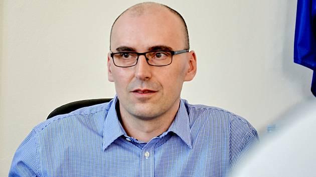 Václav Švenda, bývalý místostarosta Příbrami.