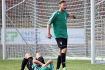 Fotbalista Jan Šrain ještě v dresu 1. FK Příbram.