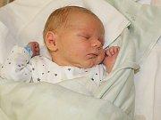 VIKTOR ZÁBRODSKÝ se narodil v pátek 30. prosince o váze 3,20 kg. Radost ze svého prvního potomka mají maminka Kateřina a tatínek Michal z Příbrami.