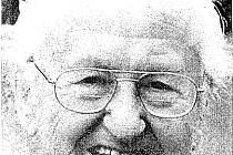 Hledaný 91letý muž, Valter Zimmermann z Dobříše.