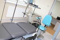 Slavnostní otevření nového očního oddělení v příbramské nemocnici.