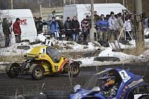 V sobotu 2. března se v Rožmitále uskutečnil čtvrtý díl zimního cupu v rallycrossu.