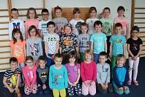 Děti v Mateřské škole 28. října v Příbrami.