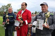 Soutěž O putovní pohár vedoucího odborné rady velitelů Okresního sboru hasičů Příbram.