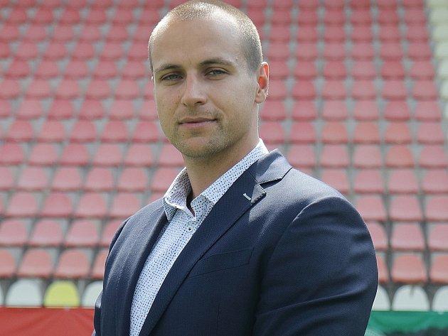 Statutární ředitel 1. FK Příbram Jan Starka