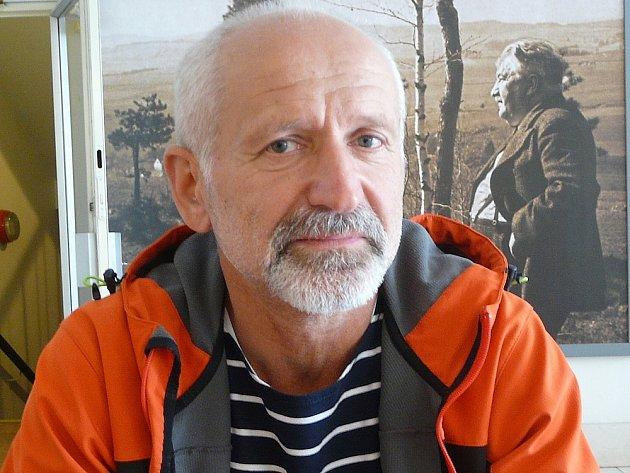 Farmář z Brziny Vladimír Kuncl.