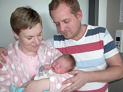 Od neděle 13. března mají maminka Jitka a tatínek Ivan z Příbrami radost ze synka Tadeáše Vančury, vážil 3,68 kg a měřil 51 cm. Oporu bude mít ve starších bratrech Matějovi a Lukášovi.