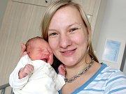 JULIE SRBOVÁ se narodila ve středu 1. února o váze 2,87 kg. Svoje první životní štěstí prožívají rodiče Kateřina a Miroslav z Bělčic.