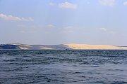 Největší písečná pláž v Evropě, Dune du Pilat.