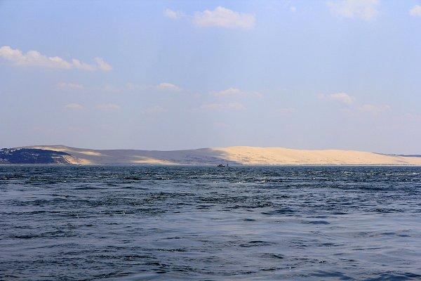 Největší písečná pláž vEvropě, Dune du Pilat.