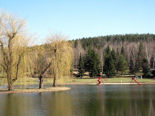 Areál Nového rybníku