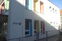 Mateřská škola v Jungmannově ulici v Příbrami.