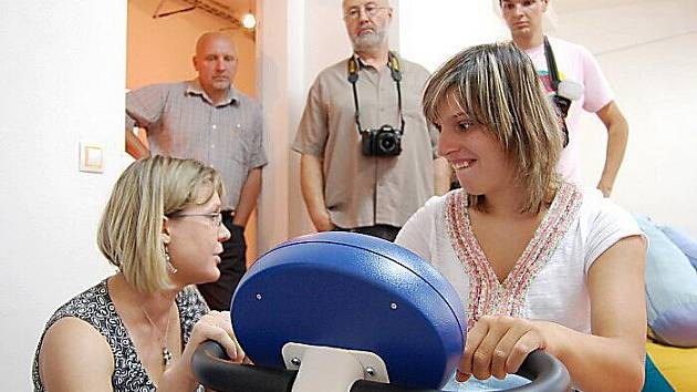 ALKA zahájila provoz léčebného přístroje Motomedu