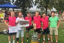 Dosud poslední ročník Staropramen pivního turnaje ovládl v roce 2018 tým EFCÉ.