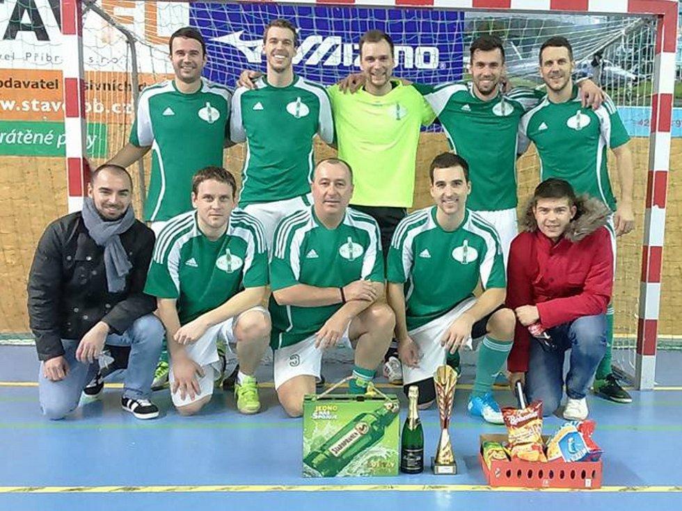 Vítěz 7. ročníku OTH Cupu - Green team.