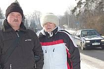 Bohutínští se po krajnicích bojí chodit, už je nebaví uskakovat před auty.