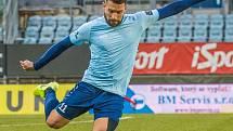 Fotbalista Denis Laňka.