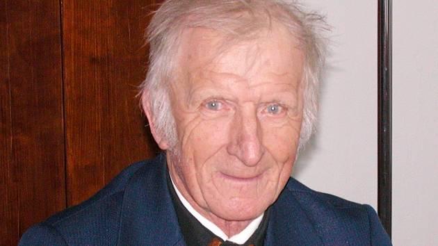 Příbramský běžec Karel Hladík