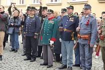 Sedlčany si společně s členy Spolku Radecký a historických klubů připomínaly 250. výročí narození pozdějšího slavného vojevůdce Josefa Václava Radeckého.