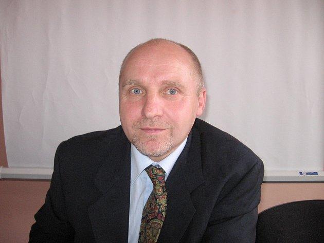 Ředitel příbramské nemocnice Stanislav Holobrada